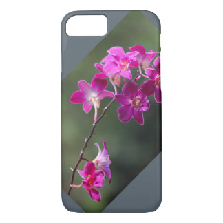 Orchid Love iPhone 7 Case