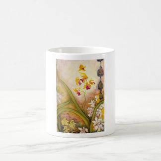 Orchid Origins X, FauveArts.com Coffee Mug