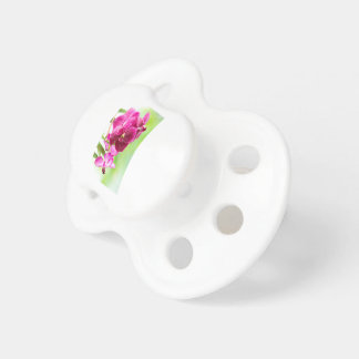 orchid pacifier