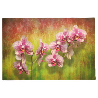 Orchid - Phalaenopsis - Simply a delight Doormat