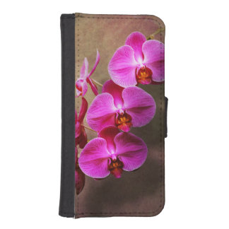 Orchid - Phalaenopsis - The moth orchid iPhone SE/5/5s Wallet Case