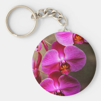 Orchid - Phalaenopsis - The moth orchid Keychain