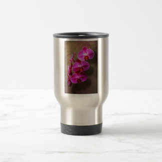 Orchid - Phalaenopsis - The moth orchid Travel Mug