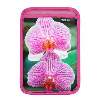 Orchid Pink Asian Flower iPad Mini Sleeve