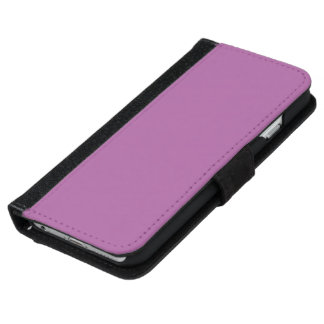 Orchid iPhone 6 Wallet Case