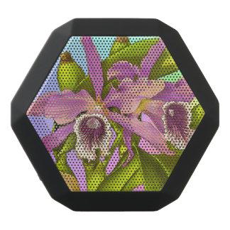Orchid Pop Black Bluetooth Speaker
