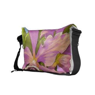 Orchid Pop Commuter Bag