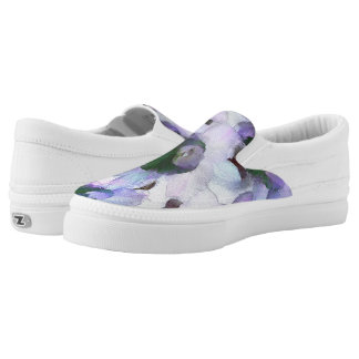 Orchid Spa Slip-On Sneakers