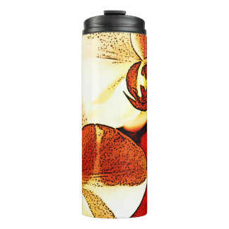 Orchid Thermal Tumbler