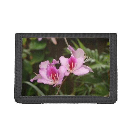 Orchid Tree Flower wallet
