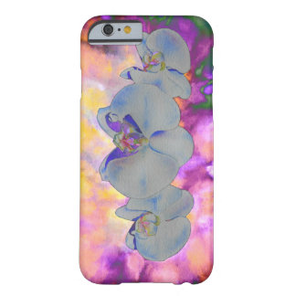 Orchid vortex barely there iPhone 6 case