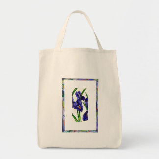 Orchid Watercolor Tote Bag