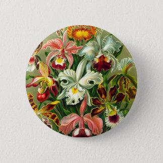 Orchids 2 Inch Round Button