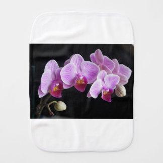 orchids-837420_640 burp cloth