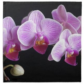 orchids-837420_640 napkin