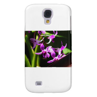 Orchids Samsung Galaxy S4 Cases
