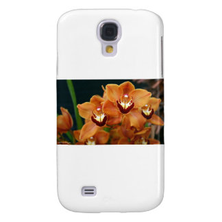 Orchids Galaxy S4 Covers