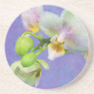 Orchids Coaster