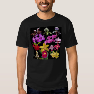 Orchids galore tees