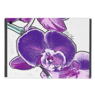 Orchids iPad Mini Cover