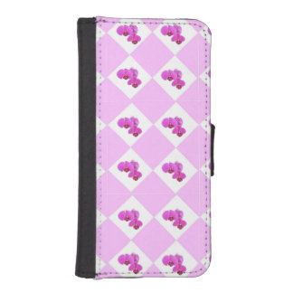 Orchids iPhone 5 Wallets