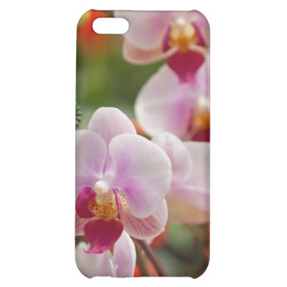 orchids cover for iPhone 5C