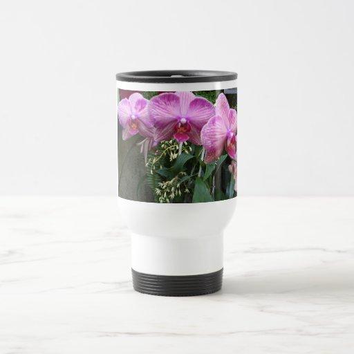 orchids coffee mugs