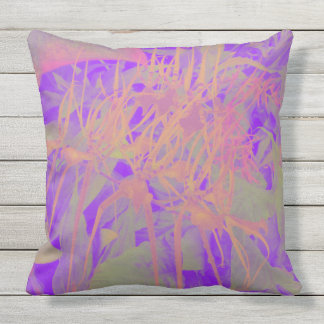 Orchids of Hawaii Outdoor Pillow