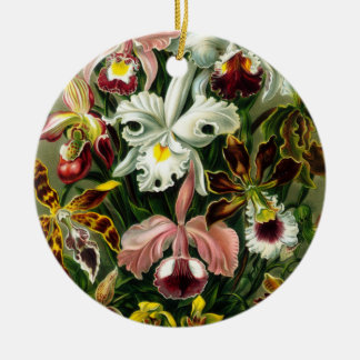 Orchids Ornament