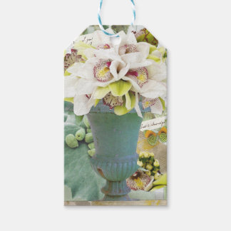 Orchids Pack Of Gift Tags
