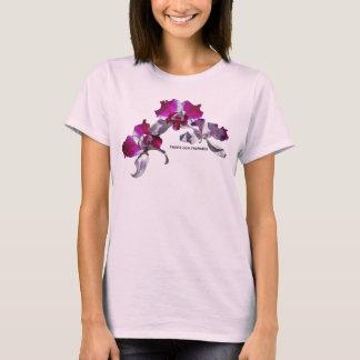 Orchids Pink T-Shirt