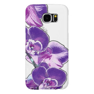 Orchids Samsung Galaxy S6 Cases