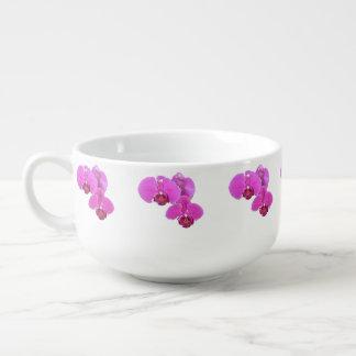 Orchids Soup Mug