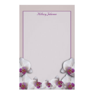Orchids Wedding Stationery