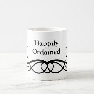 Ordained MINISTER GIFT Classic White Coffee Mug