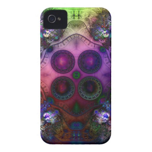 Order at the Root of All Chaos V 1 Blackberry Case Case-Mate iPhone 4 Case