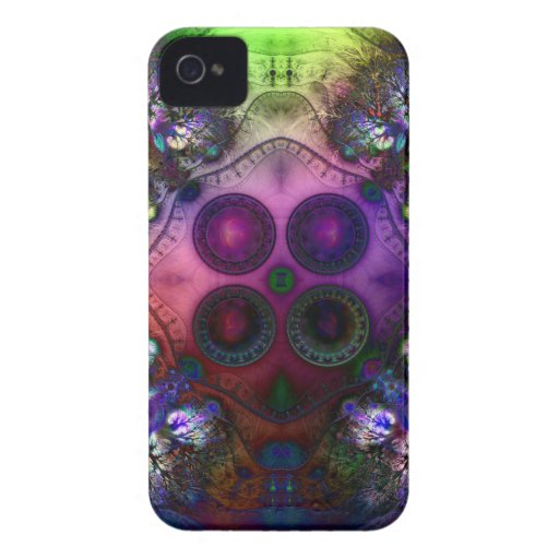 Order at the Root of All Chaos V 1  iPhone 4 Case