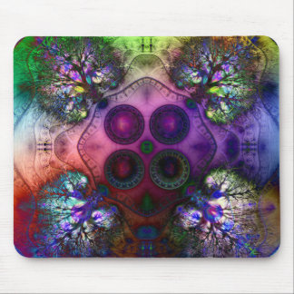Order at the Root of All Chaos Var 1  Mousepad