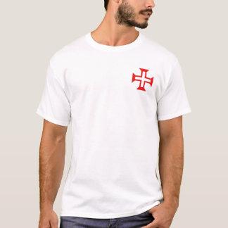 Order of Christ Cross on pocket Shirt