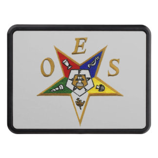 Order Of Eastern Star Trailer Hitch Cover