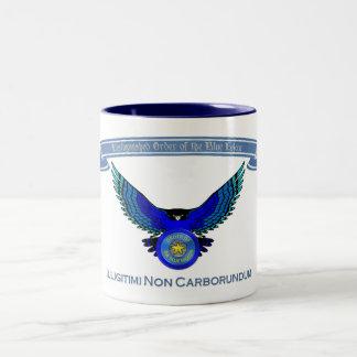 Order of the Blue Falcon Mug