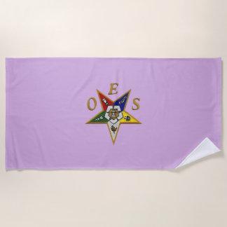 Order of the Eastern Star Beach Towel