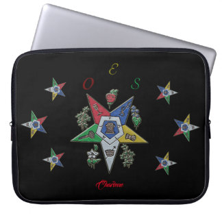 Order Of The Eastern Star Laptop Sleeve