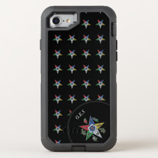 Order Of The Eastern Star OtterBox Defender iPhone 8/7 Case