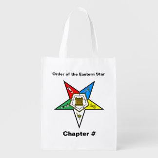 Order of the Eastern Star Reusable Bag