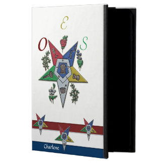 Order Of The Eastern Star USA Case For iPad Air