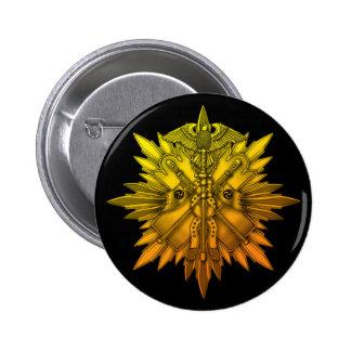 Order of the Golden Kite 2 Inch Round Button