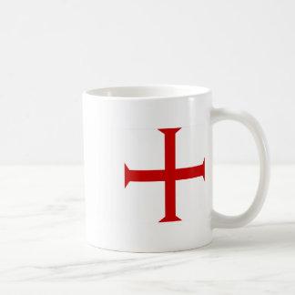 Order Of The Knights Templar Cross Mug