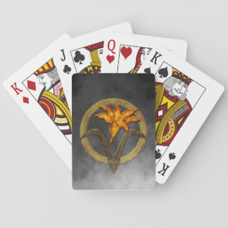Order of the Lily Playing Cards