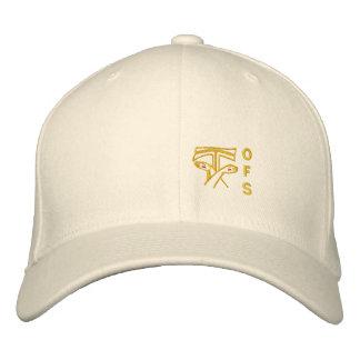 Ordine Francescano Secolare - Secular Franciscans Embroidered Baseball Cap